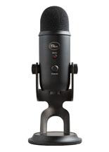 Blue Yeti Blackout Microphone