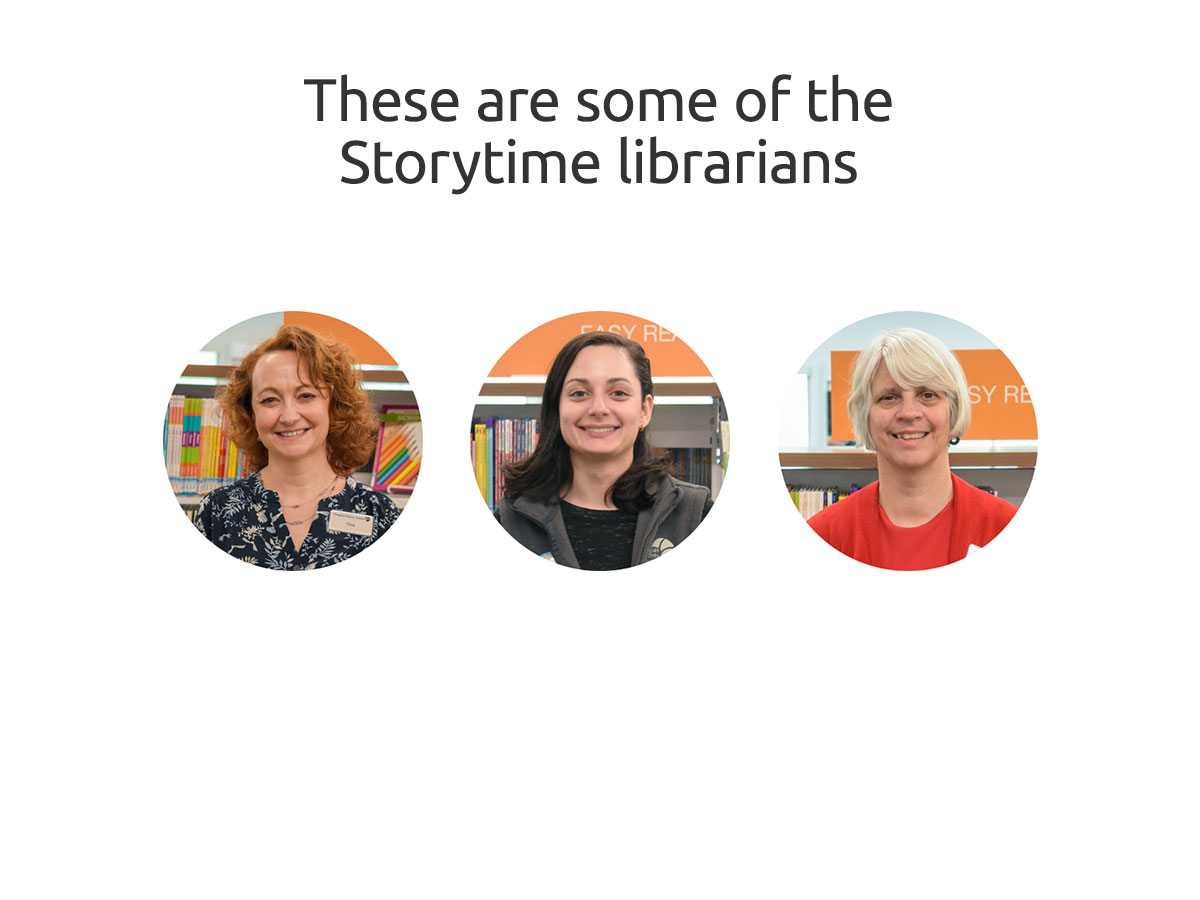 Storytime Librarians